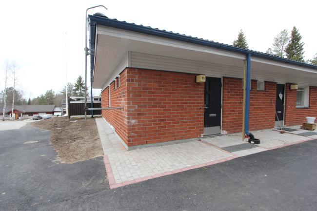 Rivitalo, Korkalovaara, Ahmantie 8 – Lapin Asuntopalvelut LKV Oy – Kiinteistö