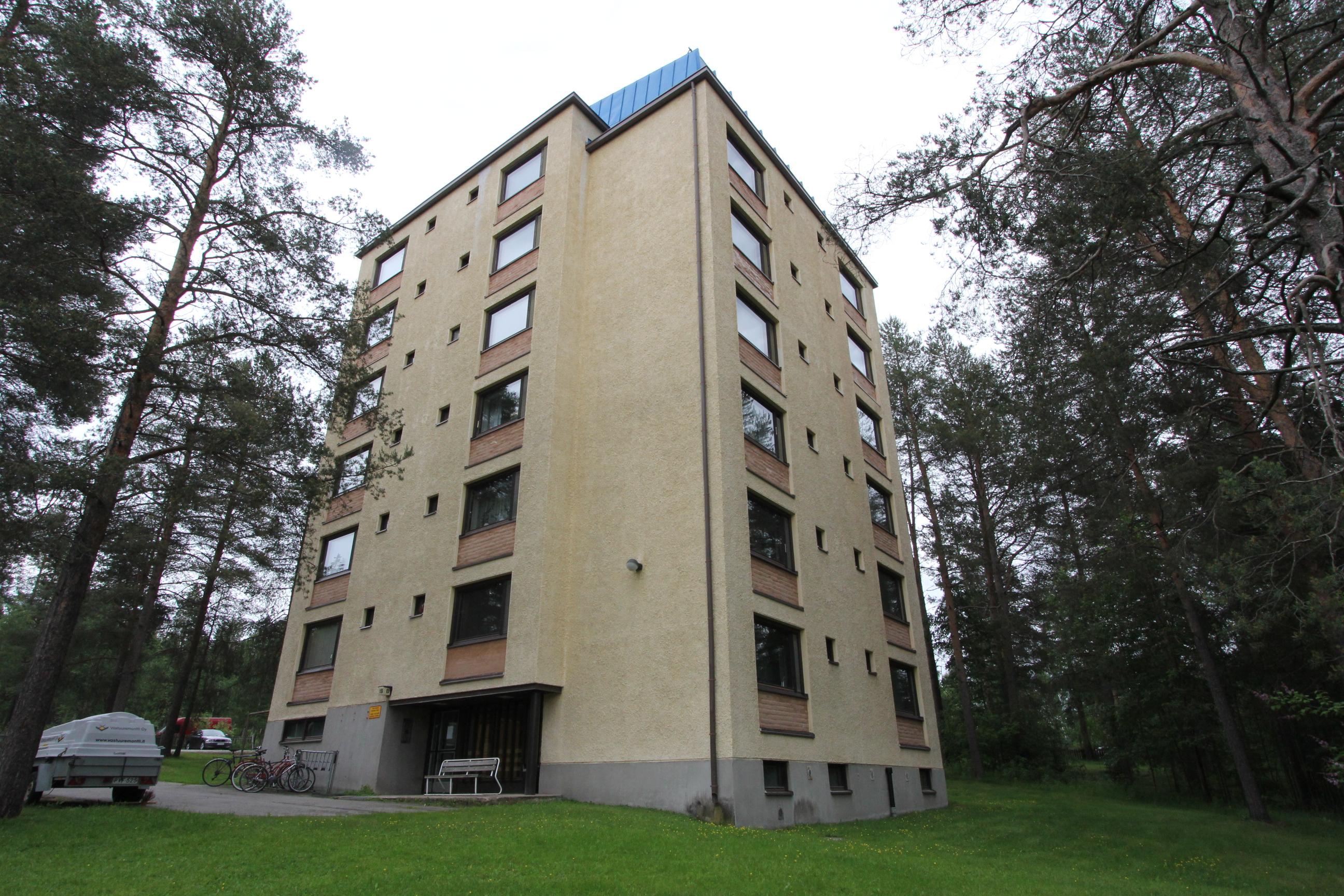 Kerrostalo, Kiiruna, Siskonpolku 1 – Lapin Asuntopalvelut LKV Oy – Kiinteistönvälittäjä Oona ...