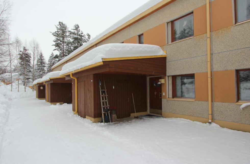 Rivitalo, Ounasrinne, Kiekerötie 4 – Lapin Asuntopalvelut LKV Oy – Kiinteistö