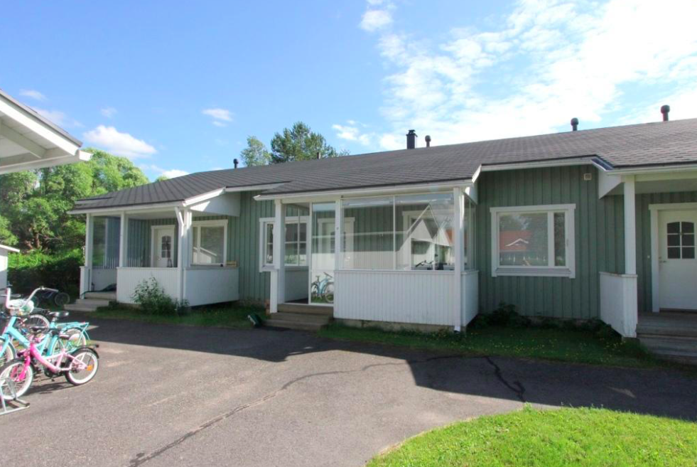 Rivitalo, Saarenkylä, Karjatie 7 – Lapin Asuntopalvelut LKV Oy – Kiinteistönv